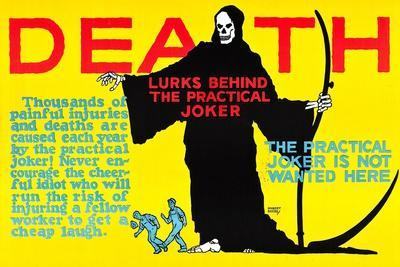 Death Lurks Behind The Practical Joker