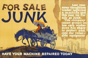 For Sale-Junk by Robert Beebe