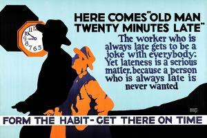Form The Habit-Get There On Time by Robert Beebe