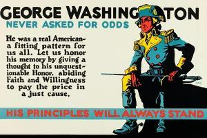 George Washington Never Asked For Odds by Robert Beebe