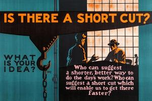Is There A Short Cut? by Robert Beebe