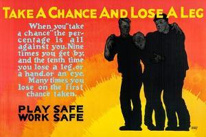 Play Safe Work Safe by Robert Beebe
