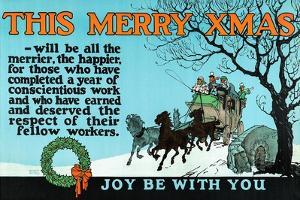 This Merry Xmas by Robert Beebe