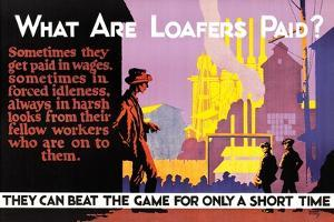 What Are Loafer's Paid? by Robert Beebe