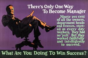 What Are You Doing To Win Success? by Robert Beebe