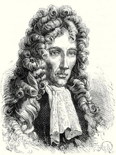 Robert Boyle--Giclee Print