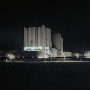 Nuclear Power Plant by Robert Brook