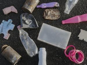 Street Detritus by Robert Brook
