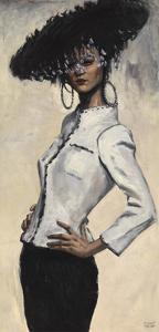 Suzy Chanel, 1997 by Robert Burkall Marsh