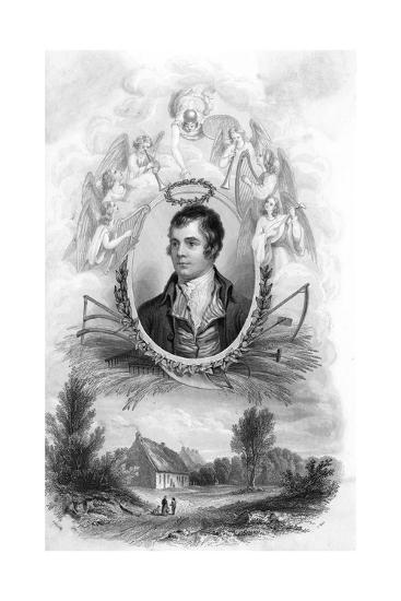 Robert Burns, Watt-T Watt-Giclee Print