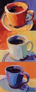 Three Cups o' Joe I by Robert Burridge