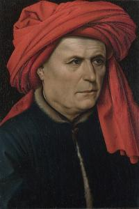 Portrait of a Man, Ca 1435 by Robert Campin