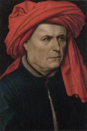 Portrait of a Man, Ca 1435