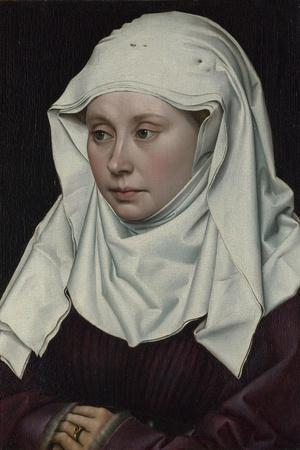 Portrait of a Woman, Ca 1435