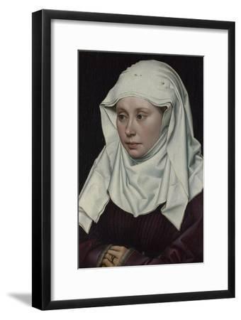Portrait of a Woman, Ca 1435