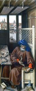 St Joseph, C1425 by Robert Campin