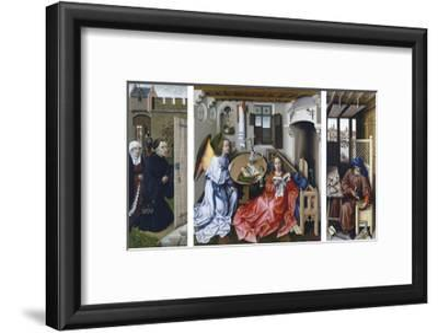 The Merode Altarpiece