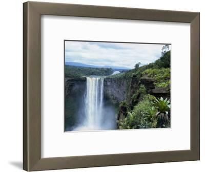 Kaieteur Falls, Guyana, South America