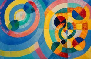 Circle Forms, 1930 by Robert Delaunay