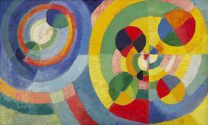 Circular Forms, 1930 by Robert Delaunay