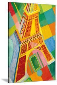 Eiffel Tower, 1926 by Robert Delaunay