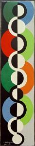 Endless Rhythm, 1934 by Robert Delaunay