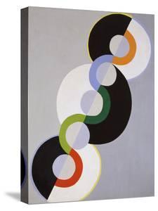 Endless Rhythm by Robert Delaunay