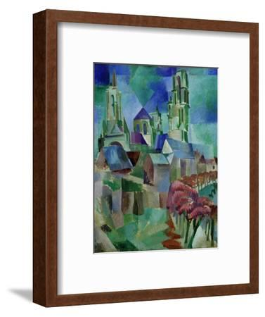 Les Tours de Laon (The Towers of Laon), 1912