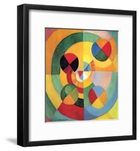 Rhythm, Joy of Living (Rythme, Joie de Vivre) by Robert Delaunay