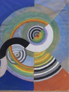 Rythme n°3 by Robert Delaunay