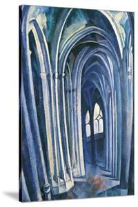 Saint-Séverin #1, 1909 by Robert Delaunay