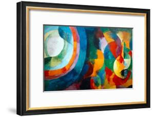 Simultaneous Contrasts: Sun and Moon, 1912-1913 by Robert Delaunay