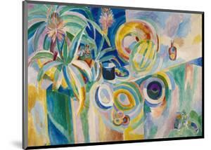 Symphonie colorée by Robert Delaunay