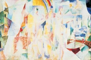 The City of Paris, 1911 by Robert Delaunay