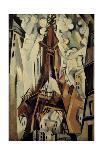 Eiffel Tower, 1926-Robert Delaunay-Giclee Print