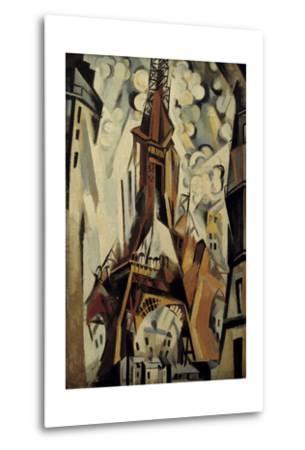 The Eiffel Tower, 1910