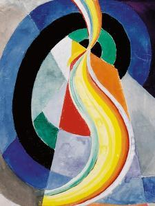 The Helix, 1923 by Robert Delaunay