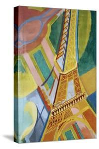Tour Eiffel by Robert Delaunay