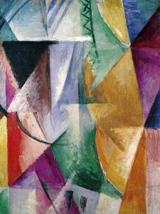 Window, Study for Three Windows, 1912 by Robert Delaunay