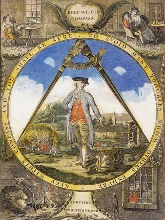 Keep Within the Compass circa 1784