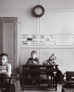 La Pendule, Paris, c.1957 by Robert Doisneau