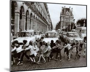 School Kids by Robert Doisneau