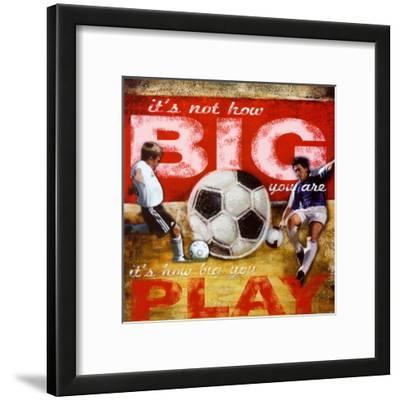 Big Play: Soccer