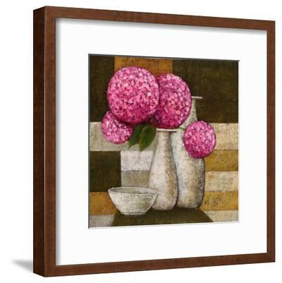 Hydrangeas with Vase I