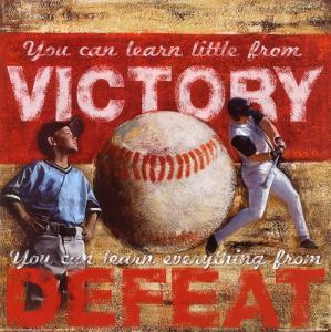 Victory: Baseball by Robert Downs