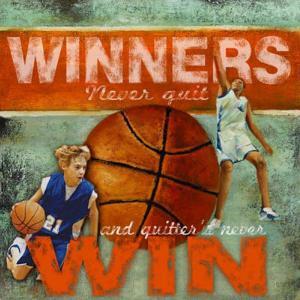 Winners: Basketball by Robert Downs