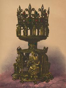 'A Silver Gilt Shrine', 1893 by Robert Dudley