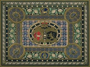 'An Album Cover by Girardet of Vienna', 1863 by Robert Dudley