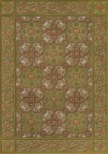 'An Embossed Leather Panel' by Habenicht, Vienna', 1863 by Robert Dudley