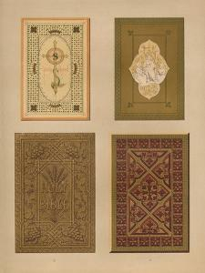 'Book Covers', 1893 by Robert Dudley
